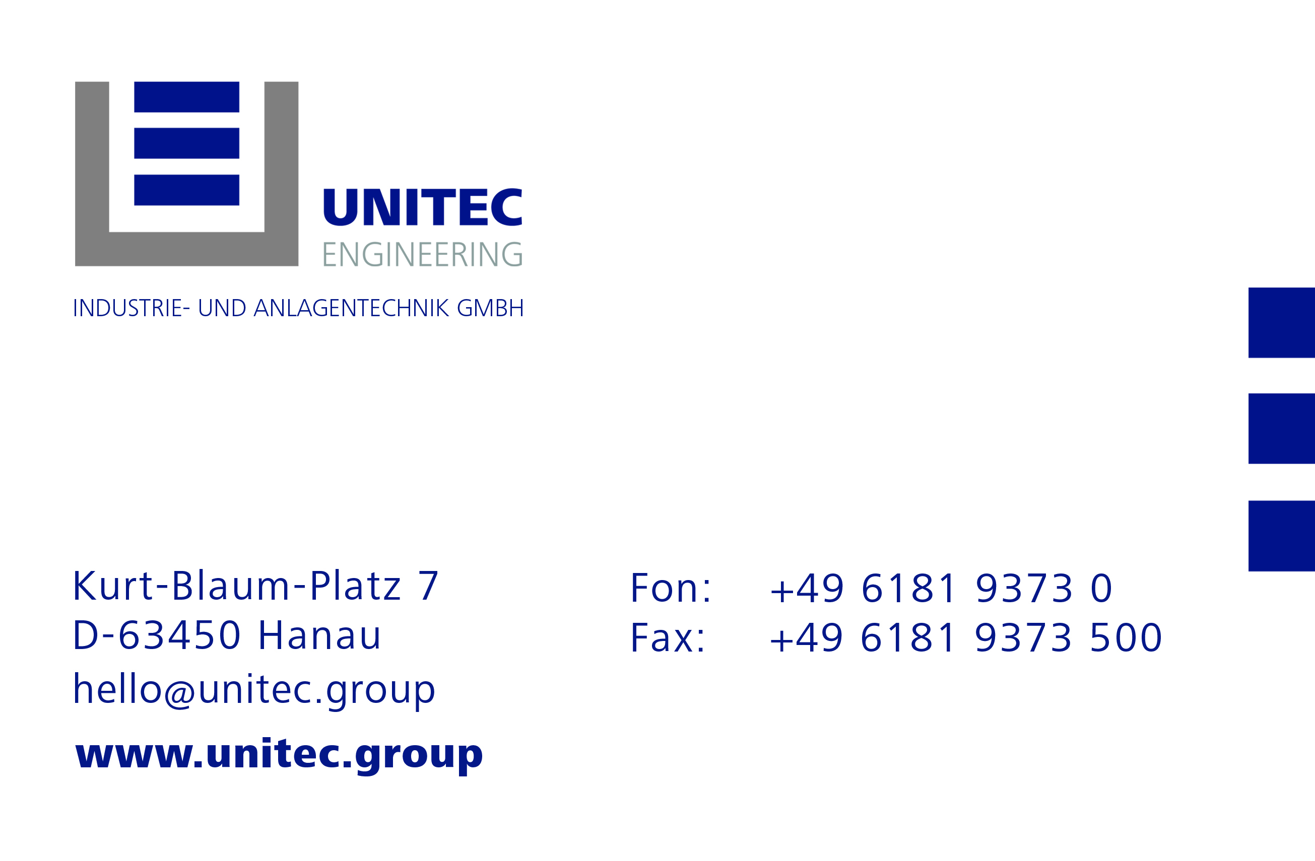 Unitec Engineering Logo 2017